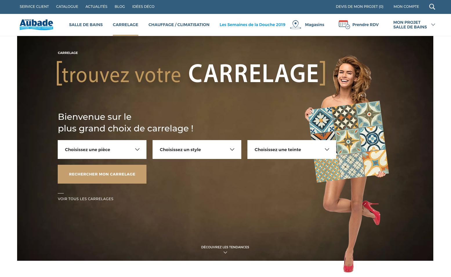 Nouvelle saisine du Jury de Déontologie Publicitaire concernant la publicité «ESPACE AUBADE»